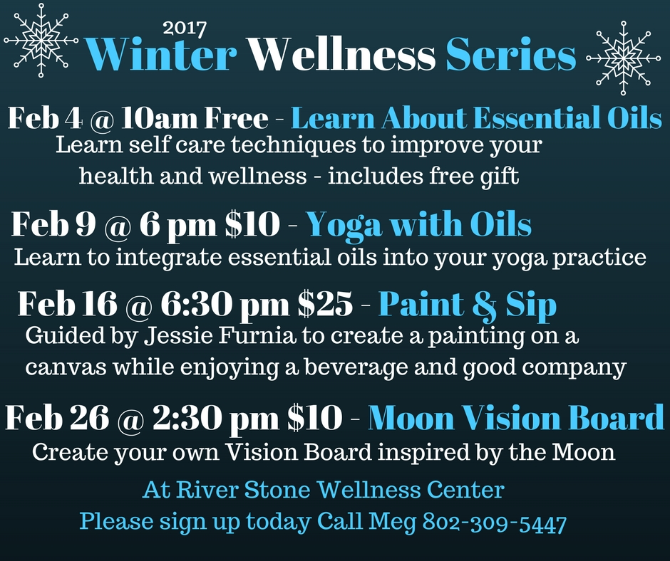Winter Wellness Series